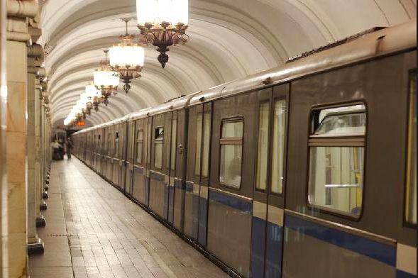 14 февраля в Москве закроются две станции метро