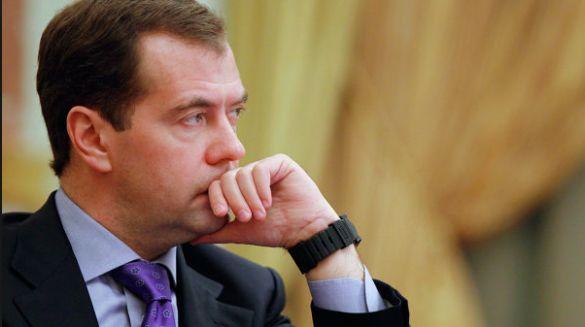 Медведев дал разрешение на использование до 500 млрд из Резервного фонда