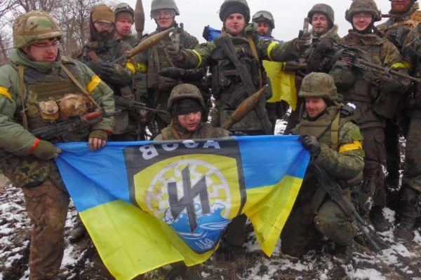 Украинский «Азов» просит деньги на солярку для техники