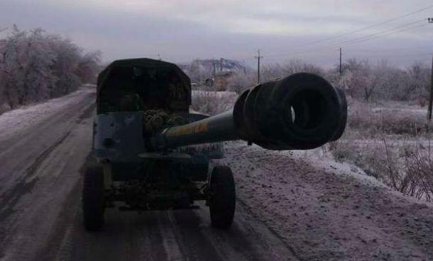 Киев обвинил ополченцев в нарушении перемирия