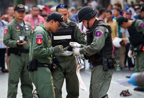 10 человек ранены во время взрыва в Таиланде