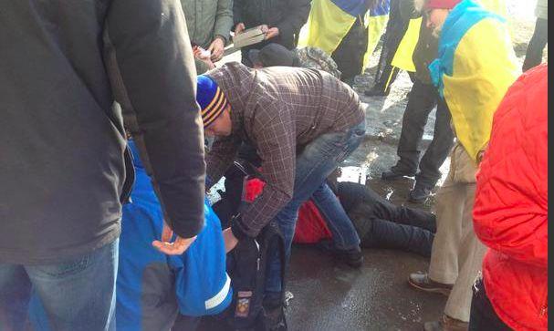 В результате взрыва в Харькове пострадал подросток