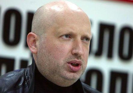 Турчинов обвинил Россию в теракте в Харькове