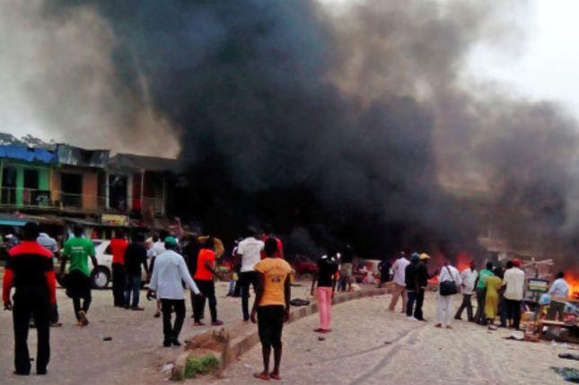 В Африке семилетняя девочка убила пять человек