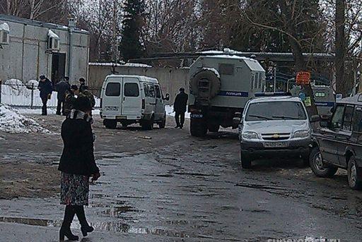 Омский стрелок ранил троих прохожих и полицейского
