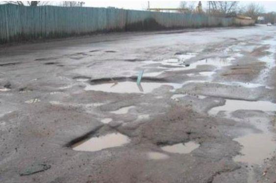 Смоленские власти проложили дорогу по снегу за 80 млн