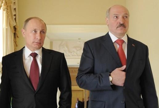 Лукашенко похвалил Путина за