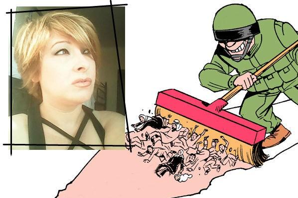 Глава украинского телеканала призвала к этническим чисткам в Крыму