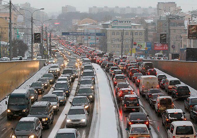 В России собираются отменить транспортный налог