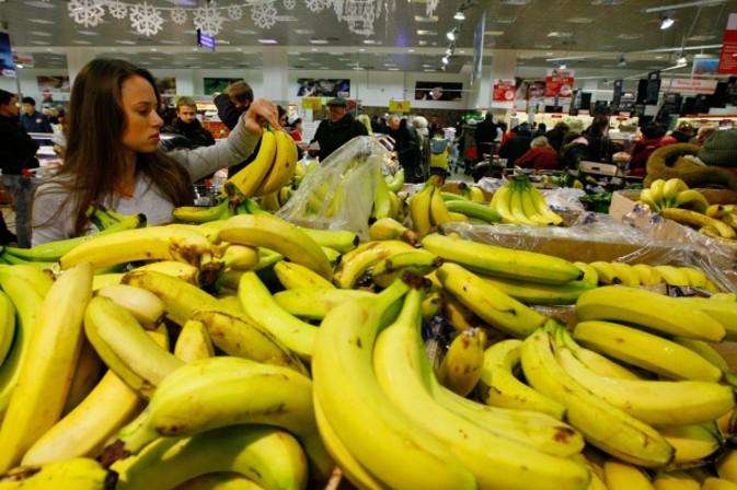 Бананы все-таки дорожают: