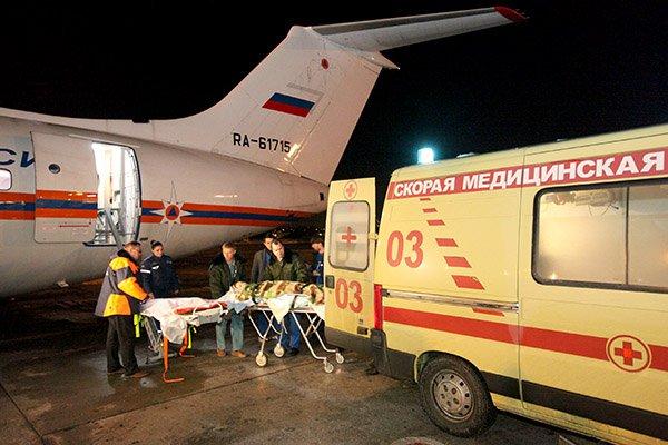 Пострадавших в Таиланде россиян доставили во Владивосток