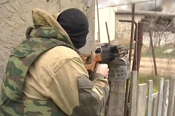 Перестрелка в Дагестане, есть погибшие