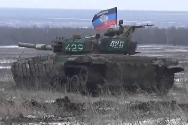 Украинская армия под Дебальцево оказалась в «мешке»