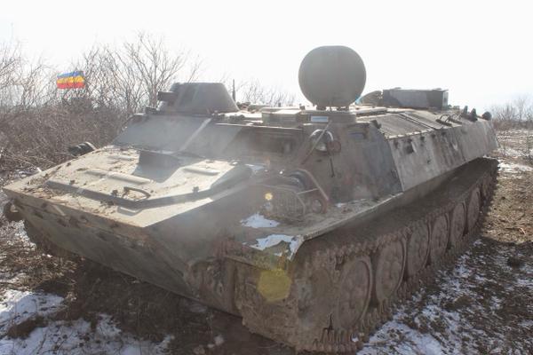 Страшное вооружение украинской армии в Дебальцево стало трофеями ополченцев