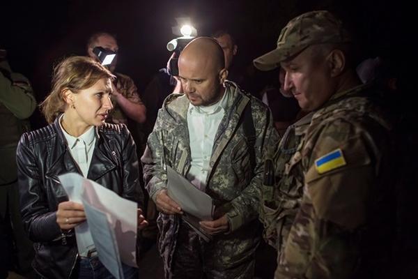 Под Луганском состоялся обмен пленными: один силовик отказался возвращаться на Украину