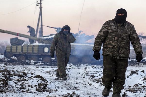 Батальон «Азов» понес большие потери в бою под Мариуполем