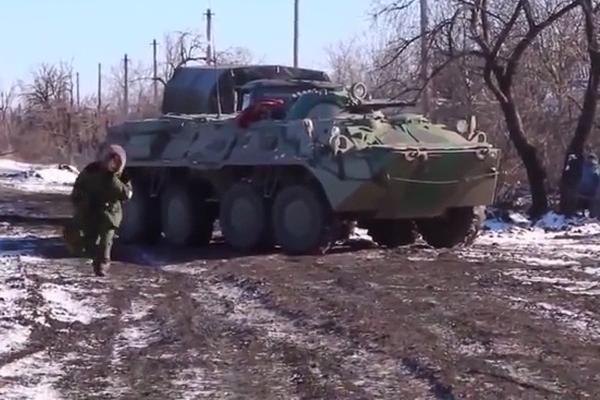 В ожесточенном танковом бою под Мариуполем погибли нацгвардейцы