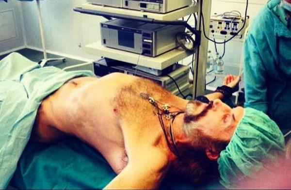 Хирурги избавили Никиту Джигурду от «гвендалевского яда»