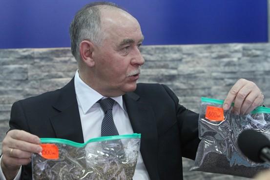 Украина превратилась в территорию наркотрафика