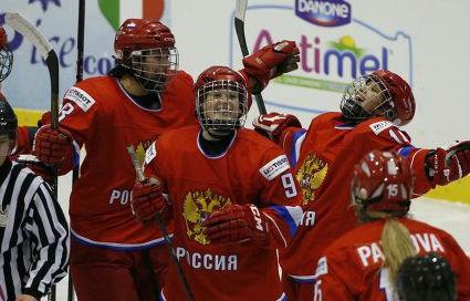 Женская сборная России по хоккею завоевала золото на Универсиаде