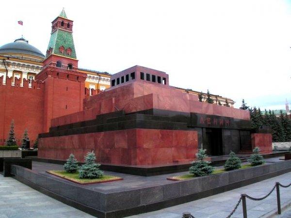16 февраля в Москве закроют мавзолей Ленина