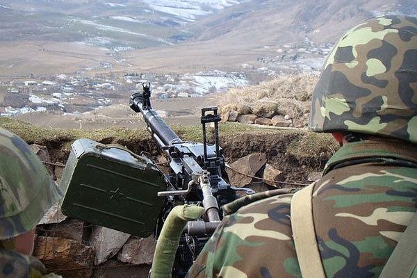 Карабахские солдаты погибли в бою с армией Азербайджана