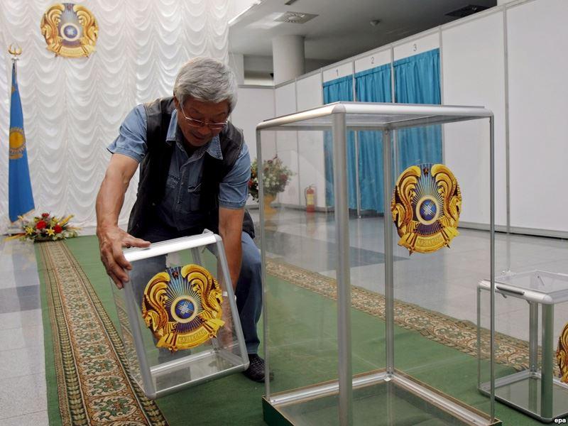 В Казахстане пройдут досрочные выборы президента