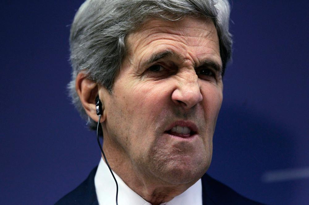 Керри: США не собираются играть в эту игру