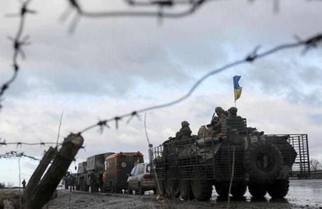 Ополченцы выпустят украинских военных из Дебальцево только при одном условии