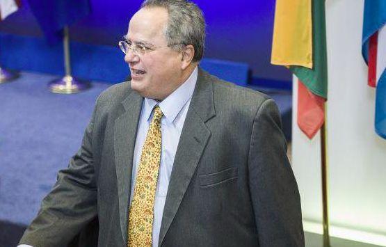 Министр иностранных дел Греции приедет в Москву