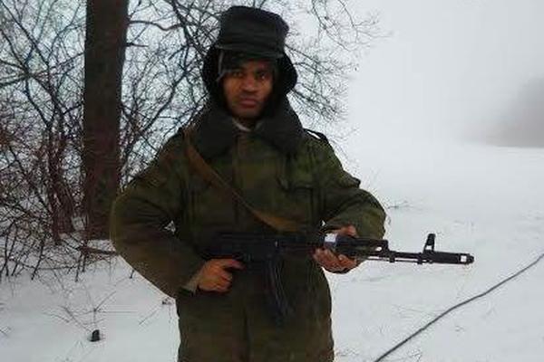 Воюющий в Донбассе «Черный Ленин» объявлен в розыск в Латвии