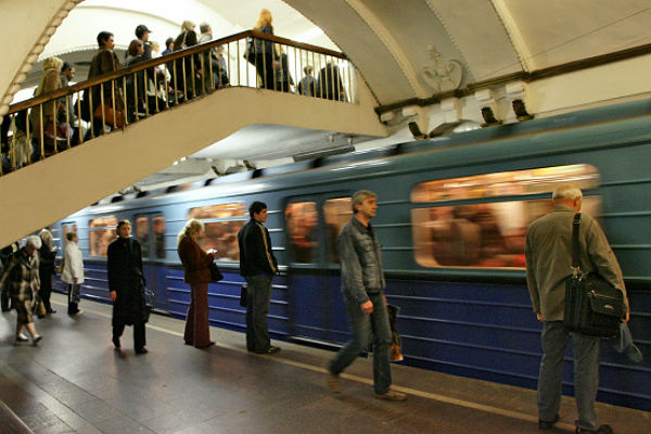 Две станции