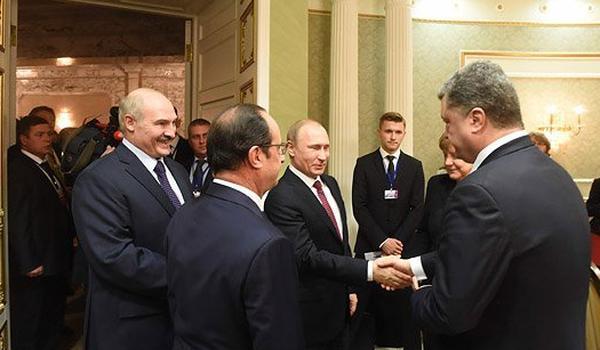 Стало известно, что обсуждали президенты в Минске