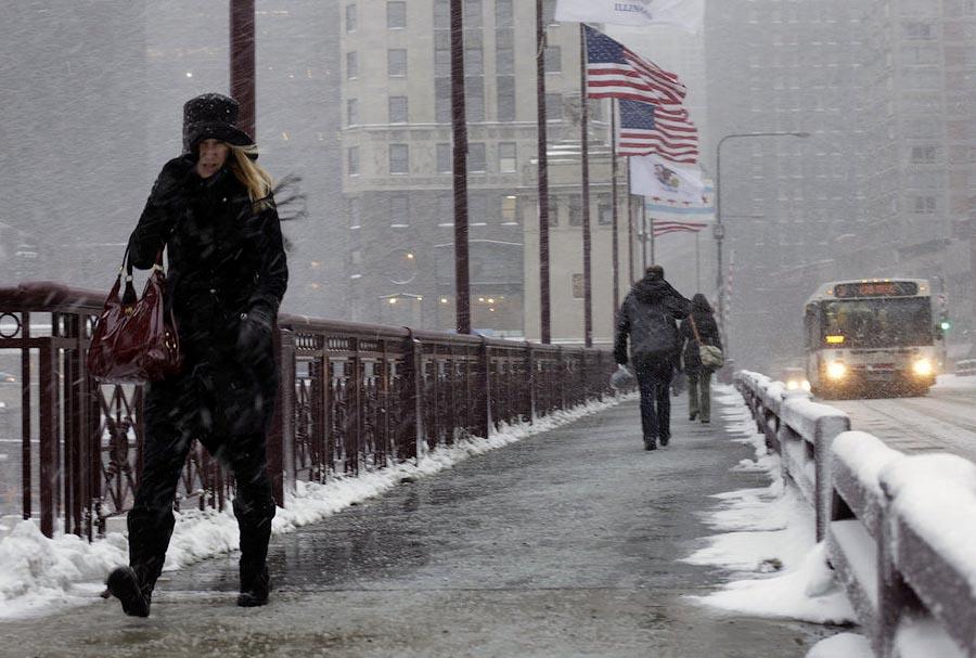 Более 20 человек стали жертвами сильных морозов в США