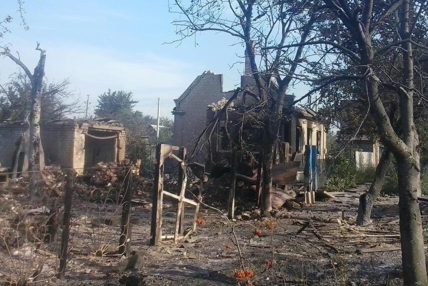 ВСУ покинули 14 населенных пунктов в районе Дебальцево