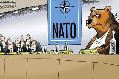 Экологи задумались: Чем накурились в НАТО?