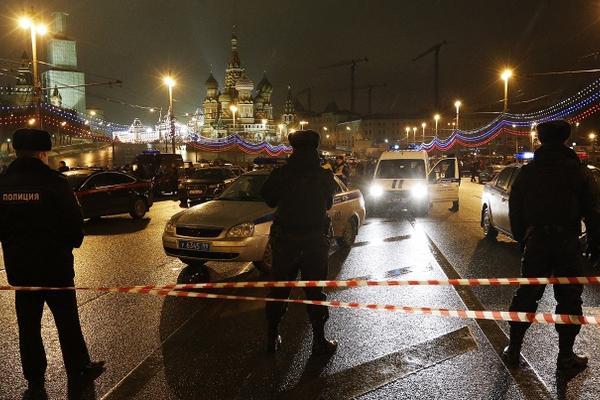 Установлен последний маршрут Немцова: ГУМ - Красная площадь - Большой Москворецкий мост