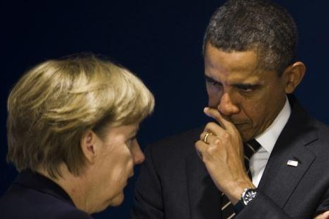 Меркель: Ближайшее время покажет, кто заинтересован в переговорах по Донбассу