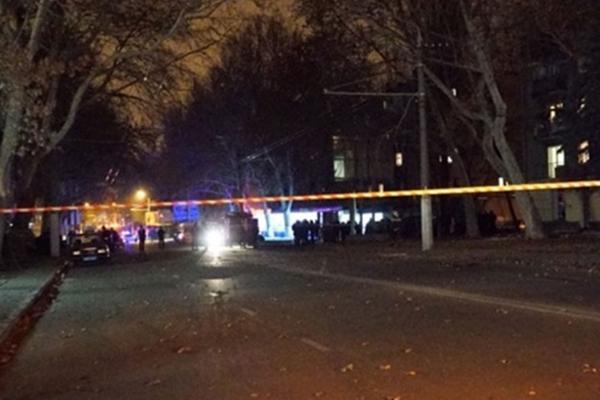 Вечеринка в одесском баре закончилась расстрелом мужчин