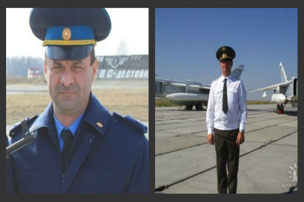 Как погиб пилот су 24