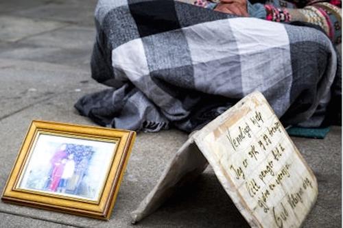 В Норвегии помощь нищим может стать уголовно наказуемой