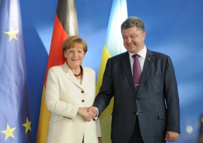 Главы ФРГ и Украины отметили важность освобождения военнопленных
