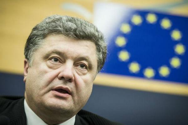 ЕС может ввести безвизовый режим для украинцев в мае – Порошенко
