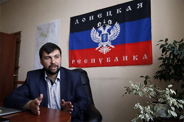 ДНР: Донбассу срочно нужны миротворцы