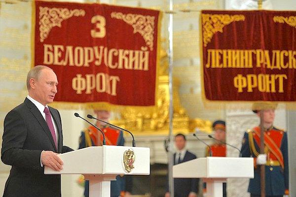 Путин: Ни у кого не должно быть иллюзий о военном превосходстве над Россией