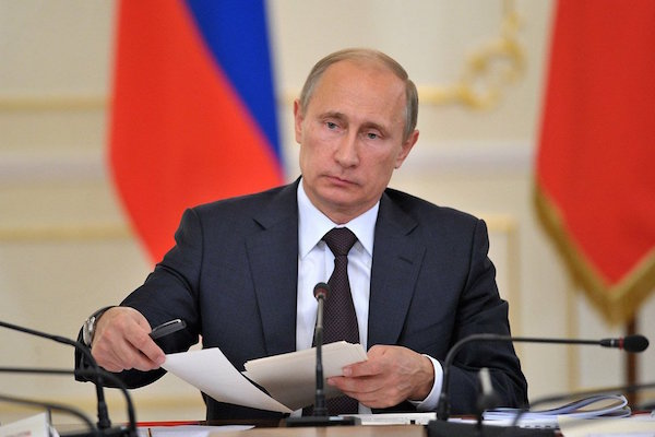 Владимир Путин назвал проводимые на Украине реформы