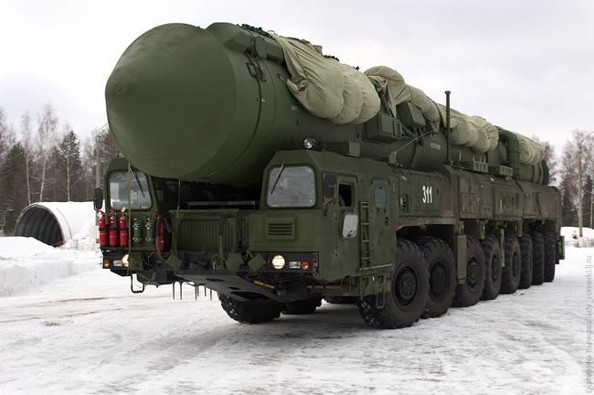 РВСН готовы отразить ядерный удар