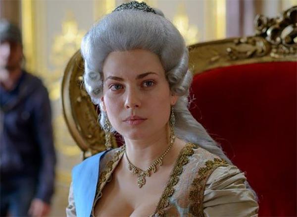 Завершены съемки сериала «Великая» с Юлией Снигирь в роли Екатерины II