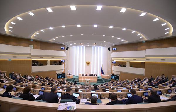 Совет Федерации сократил свой бюджет на 75 млн рублей