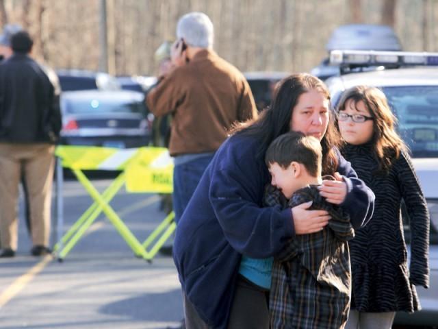 В школе Мэриленда стреляли, есть раненые